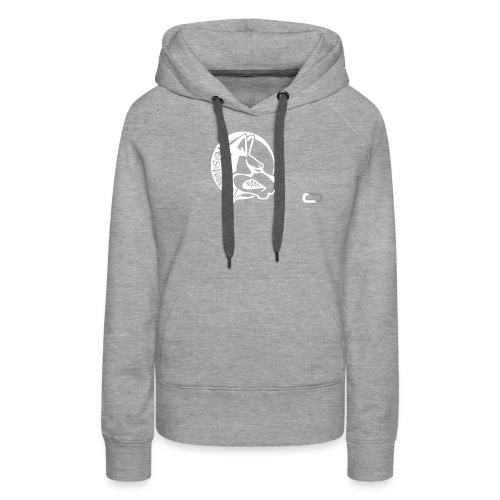 CORED Emblem - Women's Premium Hoodie
