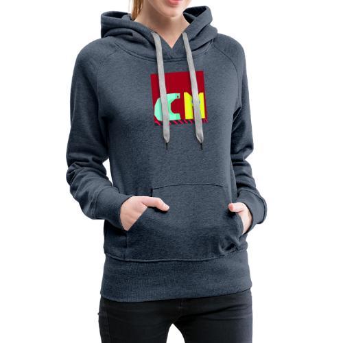 cromilo - Vrouwen Premium hoodie