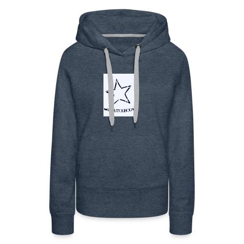 315556BD B7F2 4454 B36C 7470B9DAD5FC - Sweat-shirt à capuche Premium pour femmes