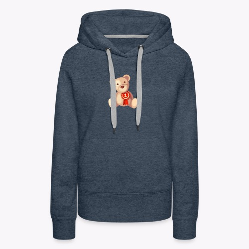 Teddy Bear - Women's Premium Hoodie