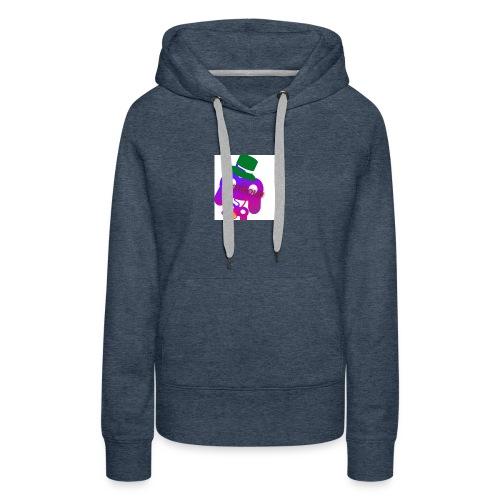 MyLogoArt2018010318454 - Vrouwen Premium hoodie