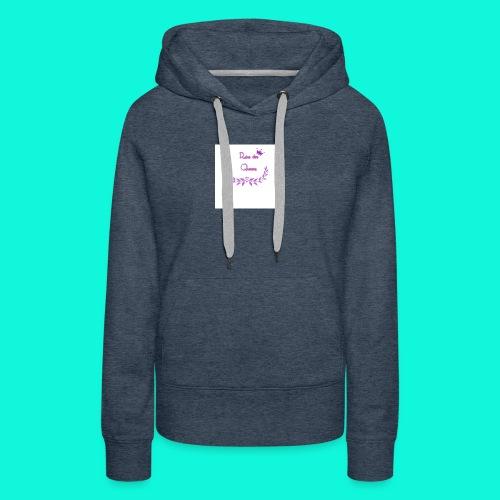 Photo 1617157538532 - Sweat-shirt à capuche Premium pour femmes