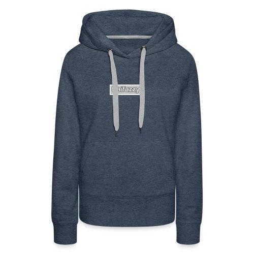 kaifuzzy t-shirt - Women's Premium Hoodie
