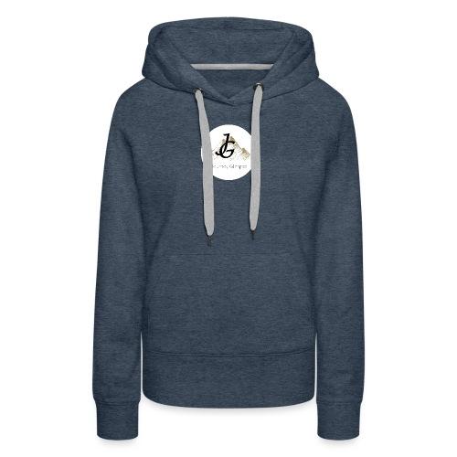 Journey Glimpse - Logo ohne Kreis - Frauen Premium Hoodie