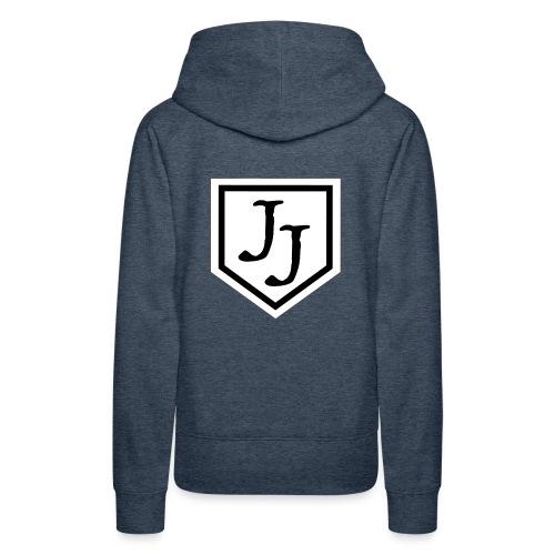 JJ logga - Premiumluvtröja dam