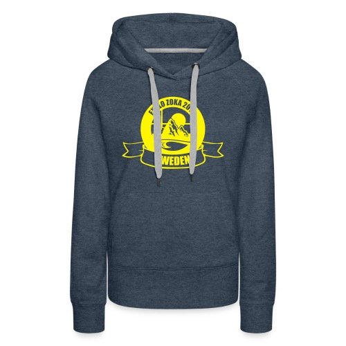ZOKA Zweden - Vrouwen Premium hoodie
