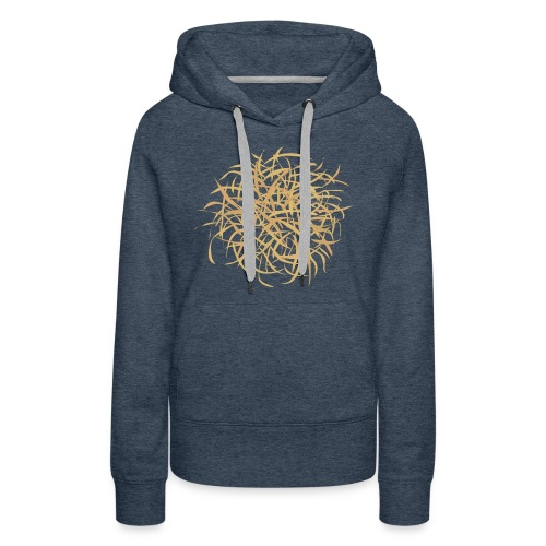 tumbleweed adoratie - Vrouwen Premium hoodie