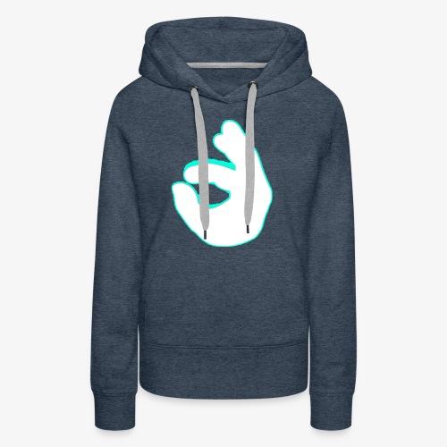 Het ADW Perfect/Top logo - Vrouwen Premium hoodie
