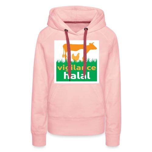 VH 2 jpg - Sweat-shirt à capuche Premium pour femmes