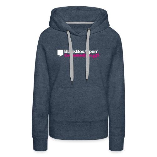 cocreationexpowhite - Frauen Premium Hoodie