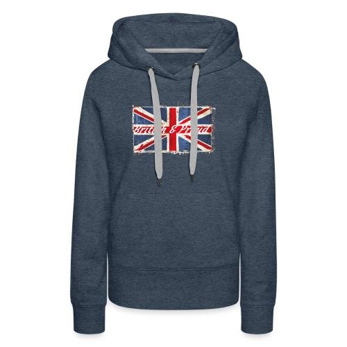 British & Proud - Women's Premium Hoodie