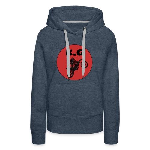 KG - Women's Premium Hoodie