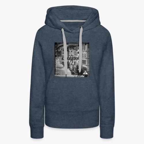 BAYONNE PERCEPTION 2 - PERCEPTION CLOTHING - Sweat-shirt à capuche Premium pour femmes
