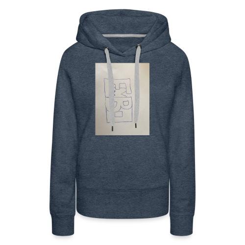 embo - Vrouwen Premium hoodie