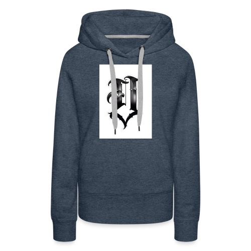 v logo - Women's Premium Hoodie