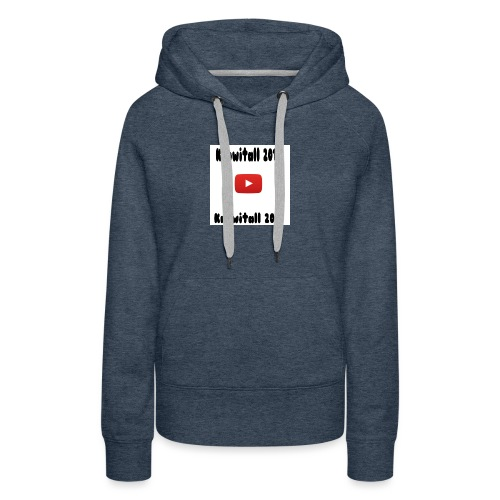 Knowitall 2016 Custom design - Women's Premium Hoodie