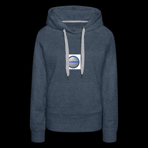 LarsiGames - Vrouwen Premium hoodie