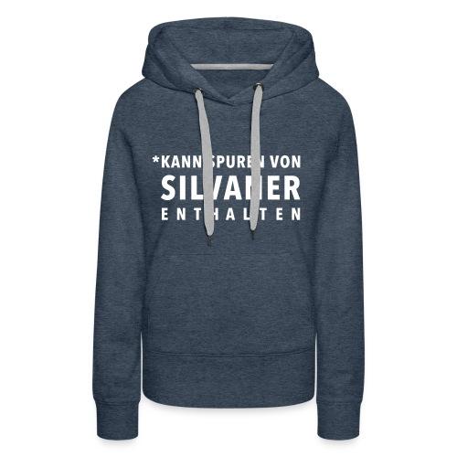 Silvanerliebe - Frauen Premium Hoodie