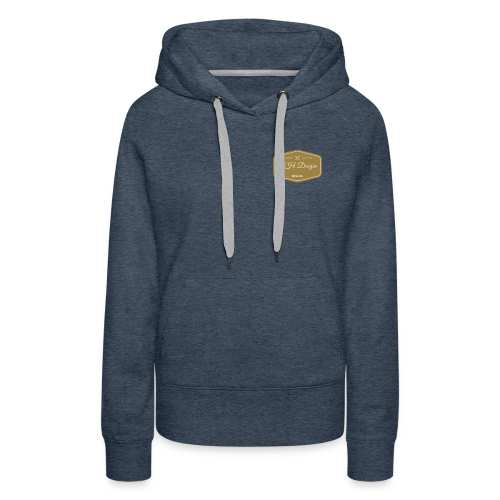 TH Design Fashion - Frauen Premium Hoodie