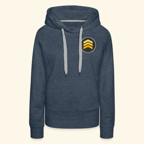 LEVEL_UP - Frauen Premium Hoodie