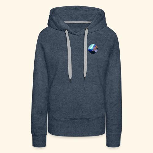 AlanLPB - Sweat-shirt à capuche Premium pour femmes