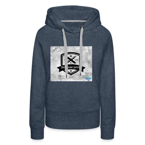 Das Jammer Logo - Frauen Premium Hoodie