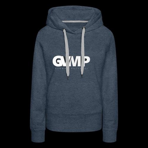 GVMP Schriftzug - Frauen Premium Hoodie