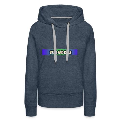 Shirt Logo - Women's Premium Hoodie