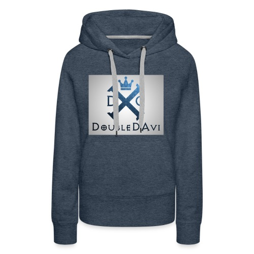 DoubleDAvi X - Frauen Premium Hoodie