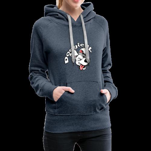 DoggieNL Logo - Vrouwen Premium hoodie