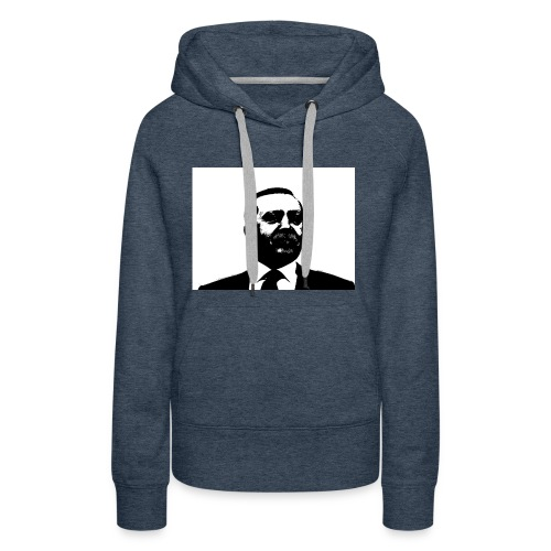 President Erdogan of Turkey - Women's Premium Hoodie