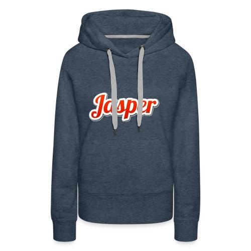 Jasper Pet JeNe - Vrouwen Premium hoodie