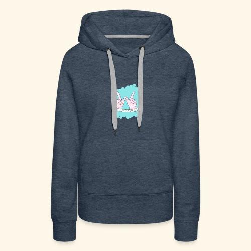 WHAT EVER FOREVER - Sweat-shirt à capuche Premium pour femmes