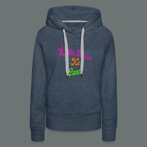 Little_Miss - Women's Premium Hoodie