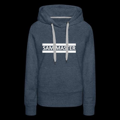 SamMaster - Frauen Premium Hoodie