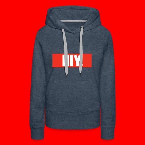 HIY Sweatshirt - Vrouwen Premium hoodie