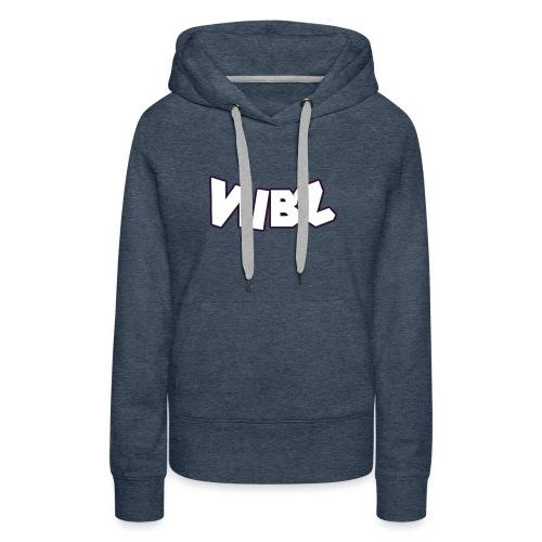 Womens VIIBZ SHIRT - Women's Premium Hoodie