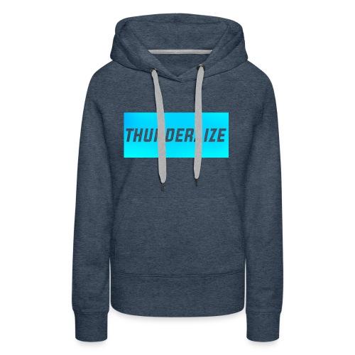 Thunderaize Original - Women's Premium Hoodie