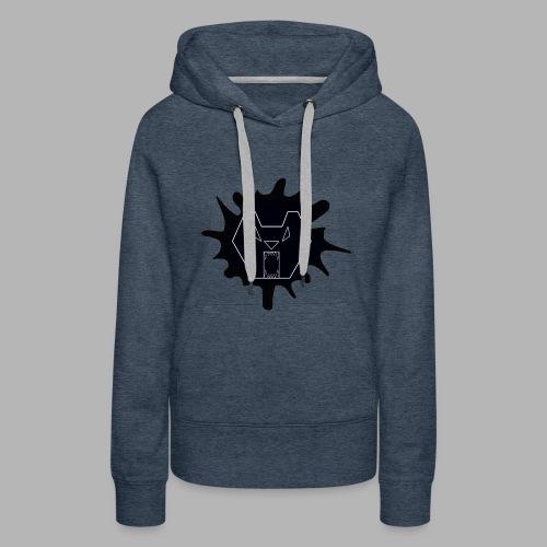 Bearr - Vrouwen Premium hoodie