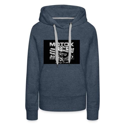 Motox a way of life - Vrouwen Premium hoodie