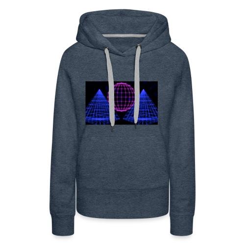 Party Lights - Vrouwen Premium hoodie