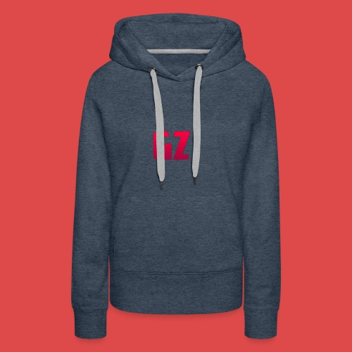 GamenZo - Hoodie - Vrouwen Premium hoodie