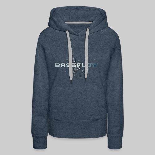 Bassflow Hoodie - Unisex - Vrouwen Premium hoodie