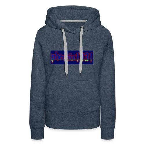 pheonix1331_yt_logo3 - Women's Premium Hoodie