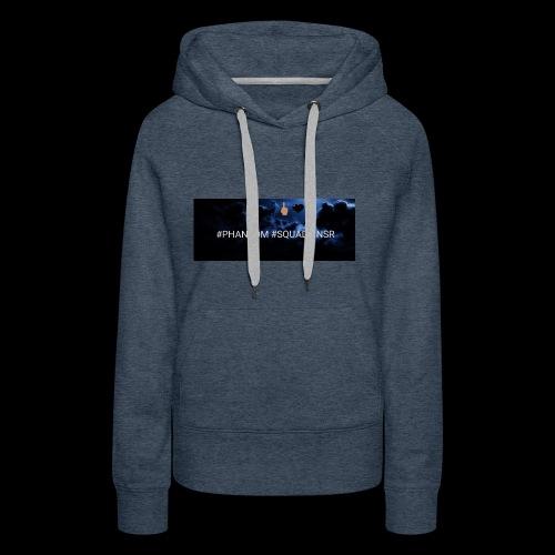 #PHANTOM #SQUAD #NSR Shirt - Frauen Premium Hoodie