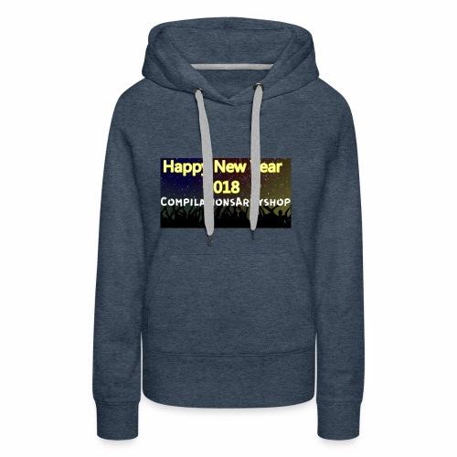New Year Collection - Frauen Premium Hoodie