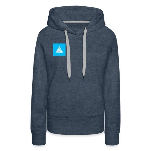 WHM logo - Sweat-shirt à capuche Premium pour femmes