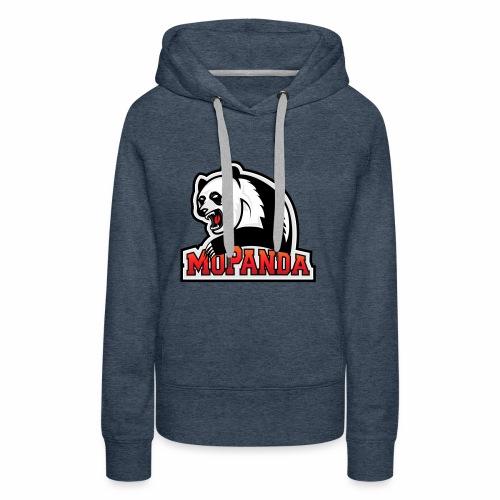 MoPanda Logo - Frauen Premium Hoodie
