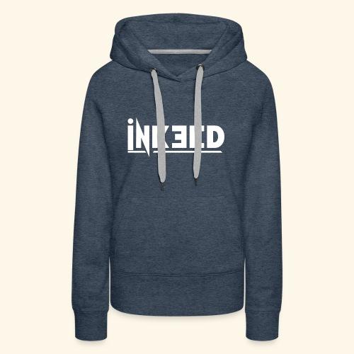 Inkeed - Sweat-shirt à capuche Premium pour femmes
