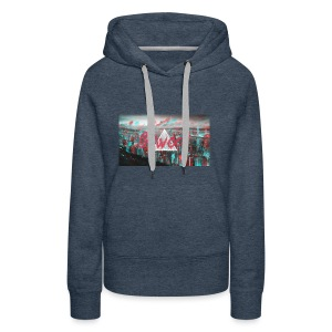 Design Gewoon #1 - Vrouwen Premium hoodie